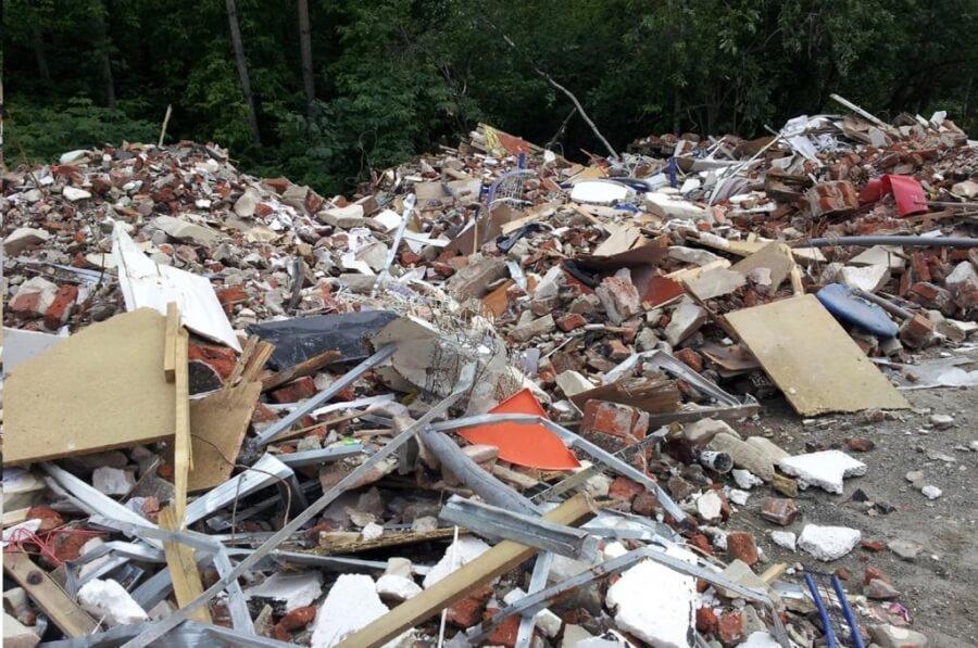 что такое строительный мусор