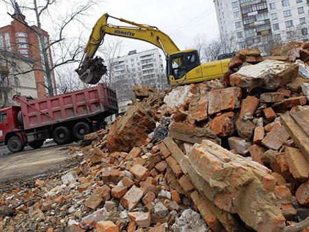 классы строительных отходов